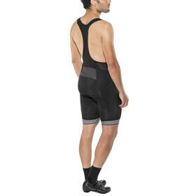 Odlo Fujin Tights Short Suspenders Men black